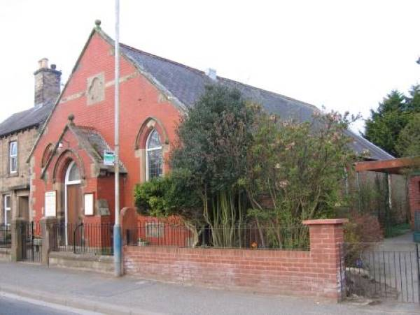 Methodist Chapel, Dalston