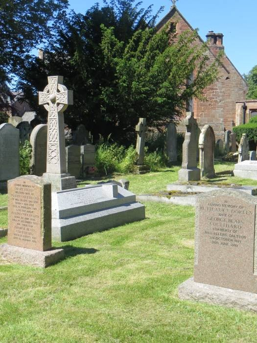 St Michael's Church and Raughton Head Church Cemeteries