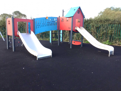 Summerfield Play Area remains closed