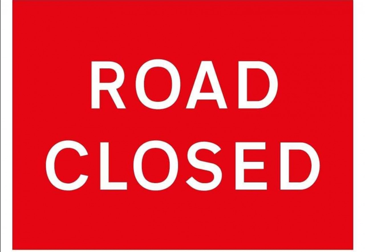 Temporary Road Closure C2049 Rose Castle