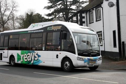 Reays Bus Service