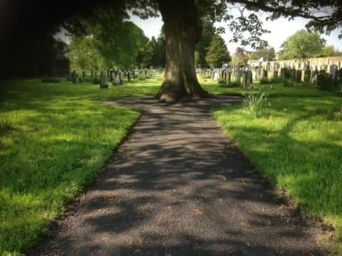 cemetery-path