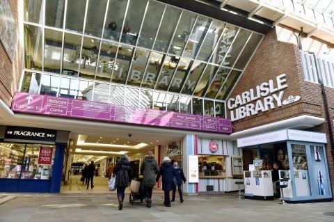 Carlisle-Library